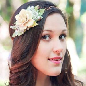 bridal crown, bridal head piece, we..