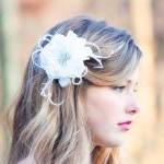 Bridal Flower, Fascinator,..