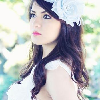 Bridal headband, bridal headpiece, wedding hair accessories, wedding headband, flower hair crown