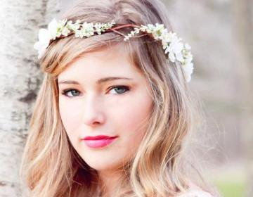 bridal hair acessories, wedding headpiece, woodland flower, bridal hair flower, rustic wedding, bridal headband